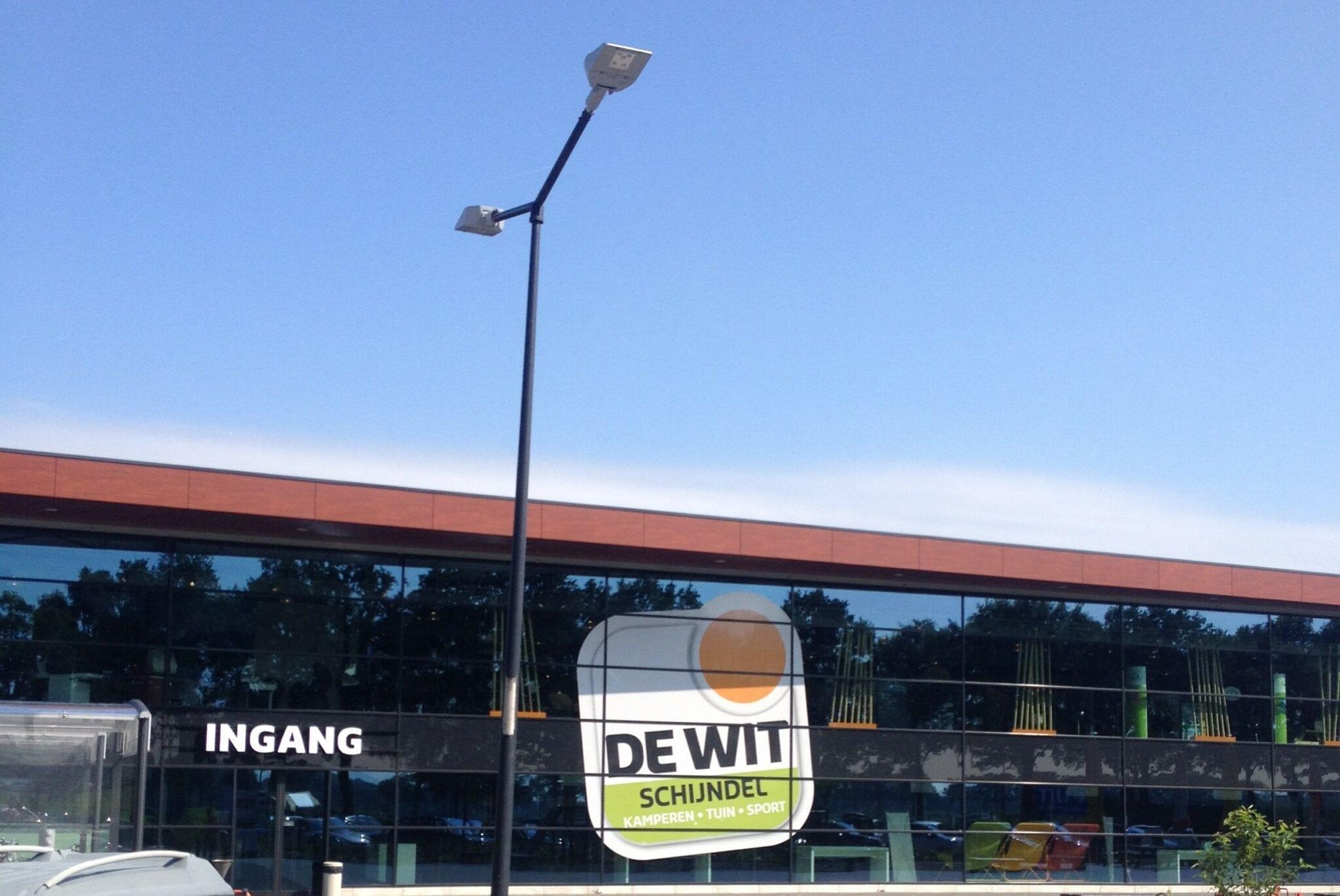 Disano straatverlichting Rolle