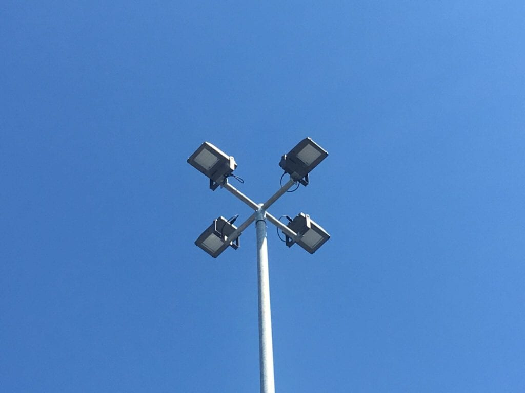 Disano straatverlichting Sella 2